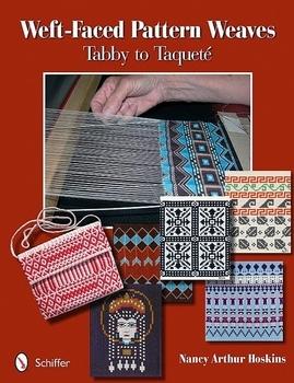 Weft Faced Pattern Weaves Weaving Books