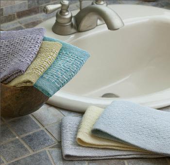 Linen Fingertip Towels Kit Kits