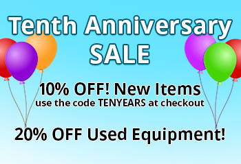 Ten Years Sale