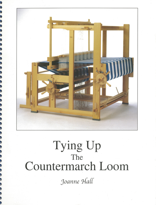 Tying Up The Countermarch Loom Weaving Books
