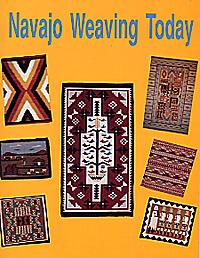 Navajo Weaving Today | Weaving Books