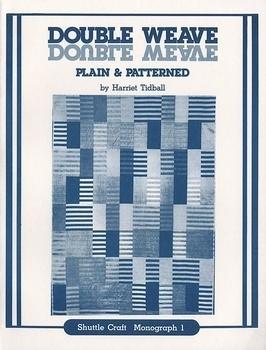 Double Weave | Weaving Books