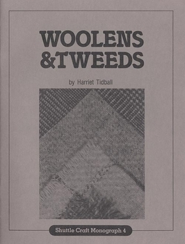 Woolens and Tweeds | Weaving Books