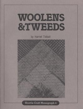 Woolens and Tweeds | Monographs