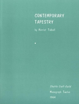 Contemporary Tapestry | Weaving Books