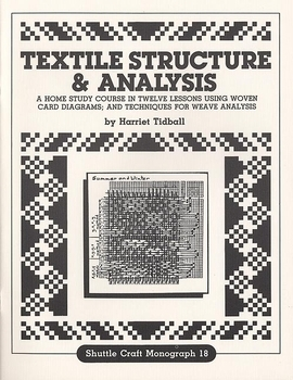 Textile Structure & Analysis | Weaving Books