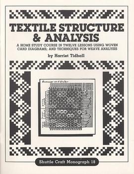 Textile Structure & Analysis | Monographs