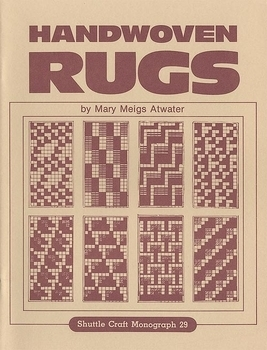 Handwoven Rugs | Weaving Books
