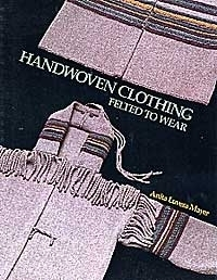 Handwoven Clothing | Weaving Books