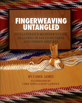 Fingerweaving Untangled | Braiding & Twining Books