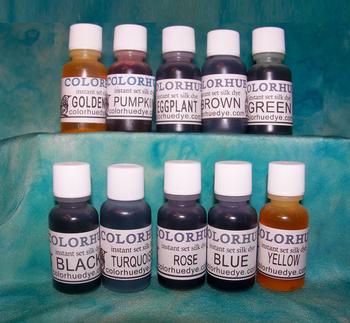 Colorhue Dye 10 Pack | Colorhue