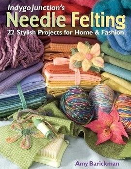 Indygo Junction's Needle Felting | Felting Books & DVDs
