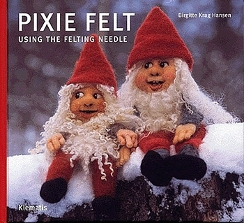 Pixie Felt | Felting Books