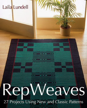 Rep Weaves | Weaving Books
