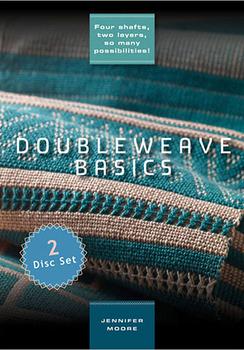 Doubleweave Basics | Weaving DVDs