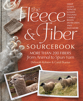 The Fleece and Fiber Sourcebook | Spinning Books