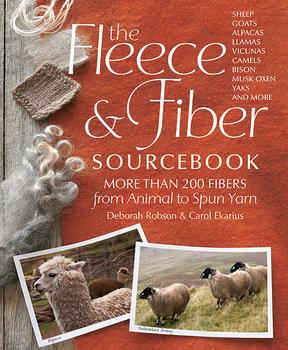 The Fleece and Fiber Sourcebook | Spinning Books