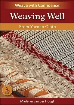 Weaving Well | Weaving DVDs