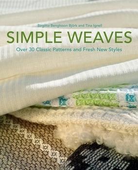 Simple Weaves   Weaving Books