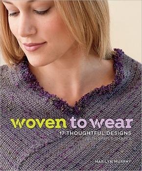 Woven to Wear | Weaving Books