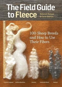 The Field Guide to Fleece | Spinning Books