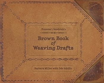 Brown Book of Weaving Drafts | Weaving Books