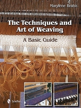 Techniques and Art of Weaving | Weaving Books