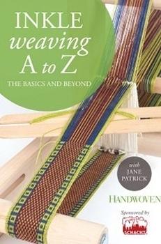 Inkle Weaving A to Z | Weaving DVDs