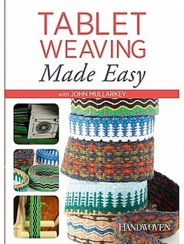 Tablet Weaving Made Easy | DVDs