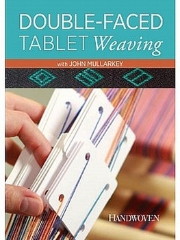 Double-Faced Tablet Weaving | Weaving DVDs