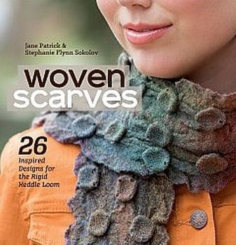 Woven Scarves | Weaving Books