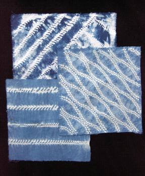 Stitch Resist Shibori | Dyeing & Surface Design