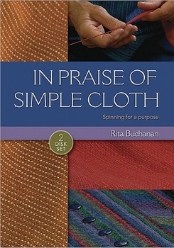 In Praise of Simple Cloth | Weaving DVDs