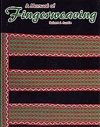 A Manual of Fingerweaving | Weaving Books