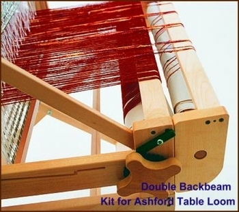 Ashford Second Back Beam - Table Loom | Ashford Folding Table Looms And Accessories