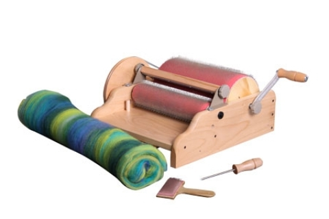 Extra Wide Drum Carder | Carding Equipment and Accessories