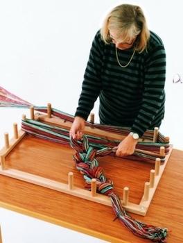 Ashford Warping Frame   Warping Boards, Pegs, Frames, Etc