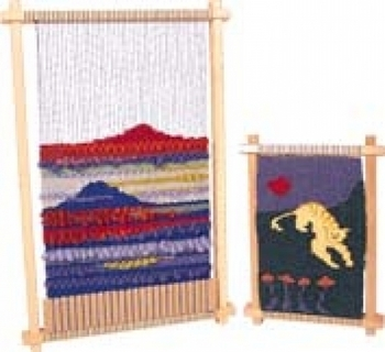 Ashford Weaving Frame | Tapestry Looms