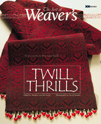 Twill Thrills | Weaving Books