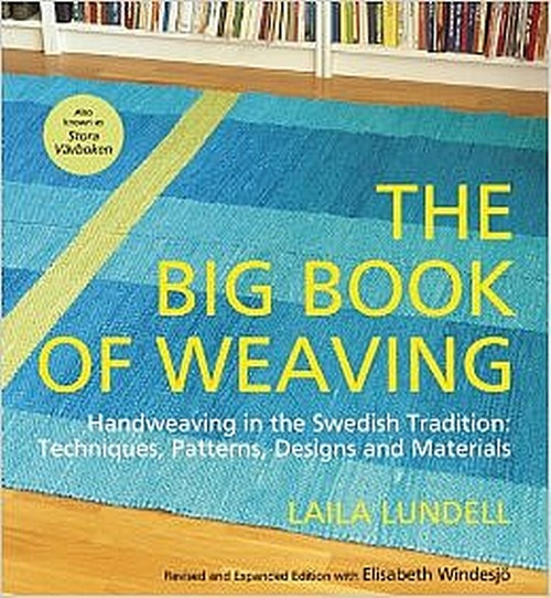 The Big Book of Weaving | Weaving Books