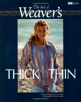 The Best of Weaver's: Thick 'n Thin | Weaving Books