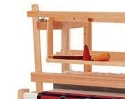 Suspended Tool Shelf | Cranbrook Countermarche Looms and Accessories
