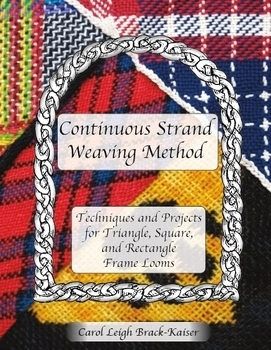 Continuous Strand Weaving Method | Weaving Books