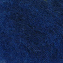 Harrisville Designs Dyed Carded Fleece - Cobalt | Harrisville Dyed Carded Fleece
