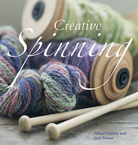 Creative Spinning | Spinning Books