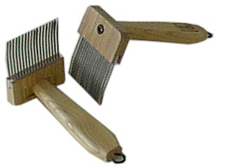 Louet Mini Combs (double row) | Carding and Combing