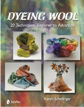 Dyeing Wool | Dyeing Books