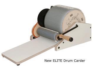 Drum Carder Elite (Extra Fine) | Louet Carding