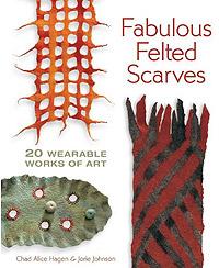 Fabulous Felted Scarves | Felting Books