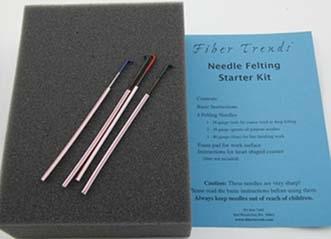 Needle Felting Starter Kit | Felting
